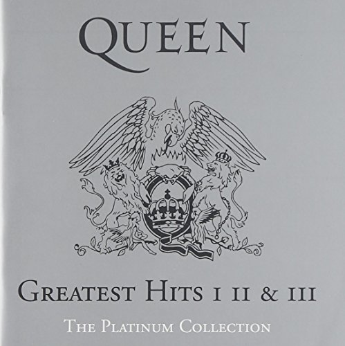 Queen - The Platinum Collection: Greatest Hits I, II &amp; III