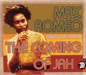 Skivomslag för The Coming of Jah - Anthology 1967-76