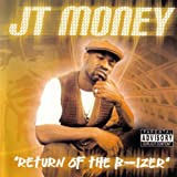 Jt Money Return Of The B-Izer CD