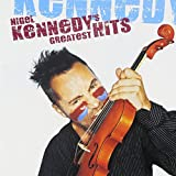 Pochette de l'album pour Nigel Kennedy's Greatest Hits