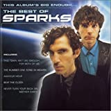 Skivomslag för This Album's Big Enough:The Best of Sparks
