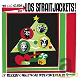 Copertina di Tis the Season for Los Straitjackets