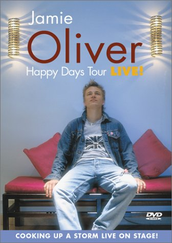 Jamie Oliver - Happy Days Tour Live!
