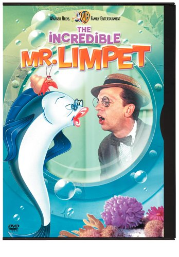 The Incredible Mr. Limpet cover