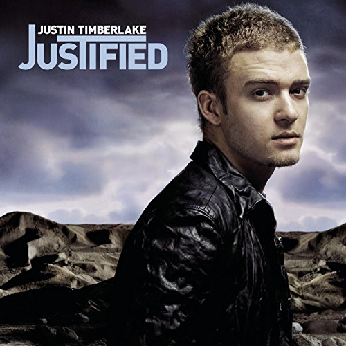 Original album cover of Justified by Justin Timberlake