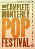 The Complete Monterey Pop Festival - Criterion Collection - movie DVD cover picture