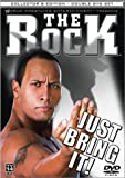 WWE - The Rock - Just Bring It! (Collector's Edition) - movie DVD cover picture