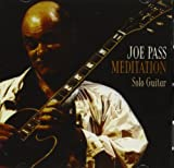 Album Meditation: Solo Guitar by Joe Pass