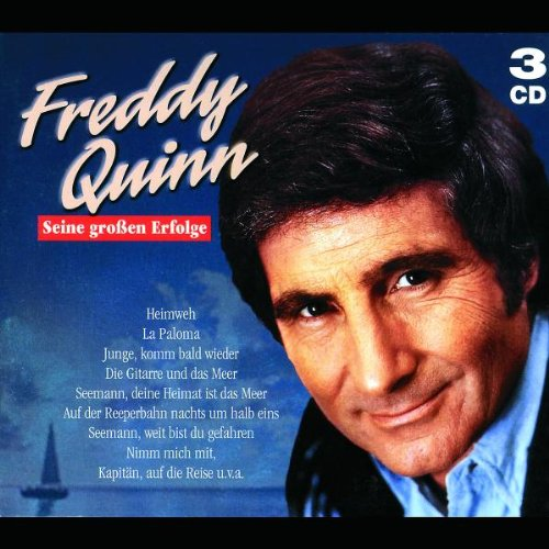 FREDDY QUINN - Greatest Hits Of The Millennium 50