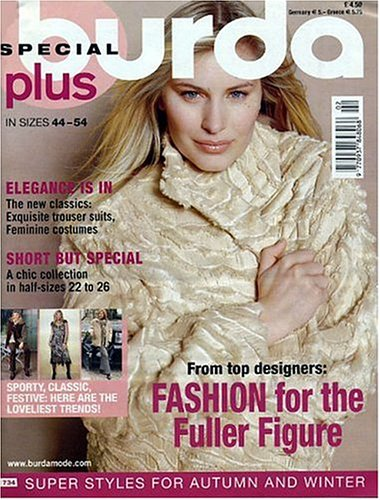 Burda Plus magazine