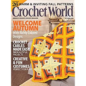 Quick & Easy Crochet: Amazon.com: Magazines