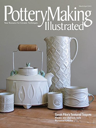 Pottery making illustrated.