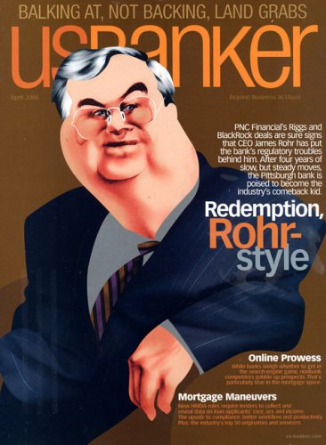 U. S. Banker [MAGAZINE SUBSCRIPTION]