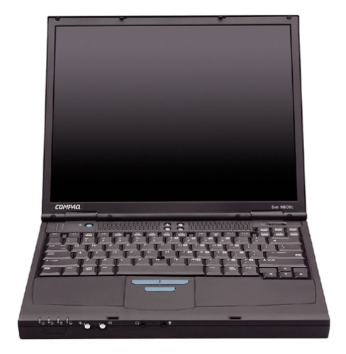 compaq evo n600c. on the Compaq Evo N600c. I