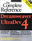 Dreamweaver UltraDev 4: The Complete Reference
