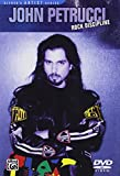 John Petrucci - Rock Discipline - movie DVD cover picture