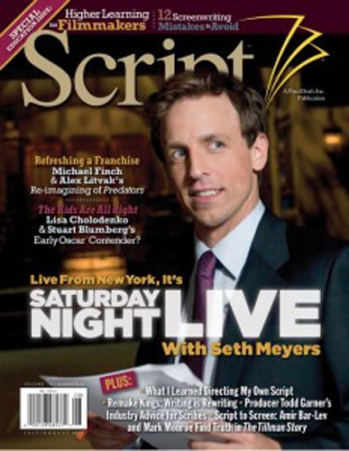 Script Magazine Subscription