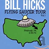 Capa de Flying Saucer Tour, Volume 1