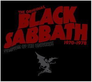 Black Sabbath - Symptom of the Universe: The Original Black Sabbath (1970-1978) Disc 1 - Zortam Music