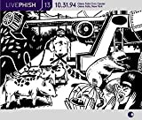 Carátula de Live Phish Vol. 13: 10/31/94, Glens Falls Civic Center, Glens Falls, New York