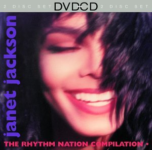 Rhythm Nation 1814 / Rhythm Nation Compilation (CD/DVD Combo Pack)