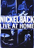 Nickelback - Live at Home - movie DVD cover picture