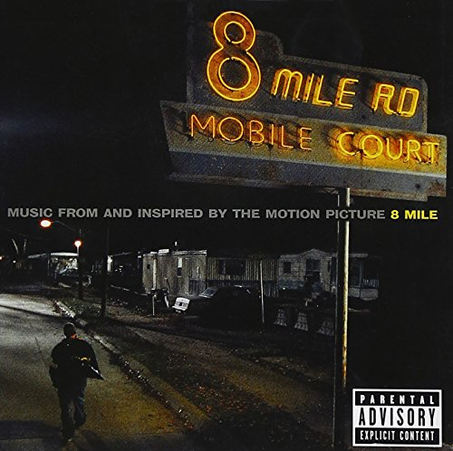 Original album cover of 8 Mile by Eminem