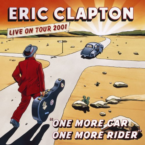 Eric Clapton - One More Car, One More Rider (Disc 2) - Zortam Music