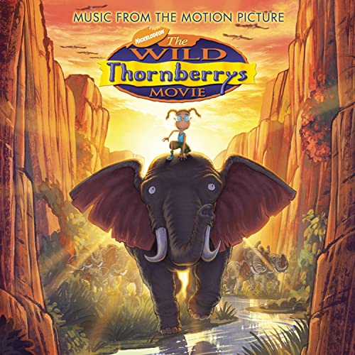 The Wild Thornberrys Movie soundtrack