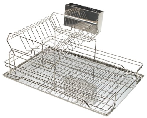 Home Basics 2 Tier Dish Rack Delectable 60 Tier Dish Rack Lovequilts