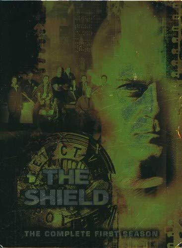 The Shield - The Complete Season 1 DVD