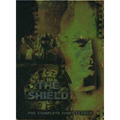 The Shield Dvds