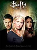 Buffy the Vampire Slayer - The Complete Third Season - movie DVD cover picture
