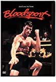 Bloodsport - movie DVD cover picture