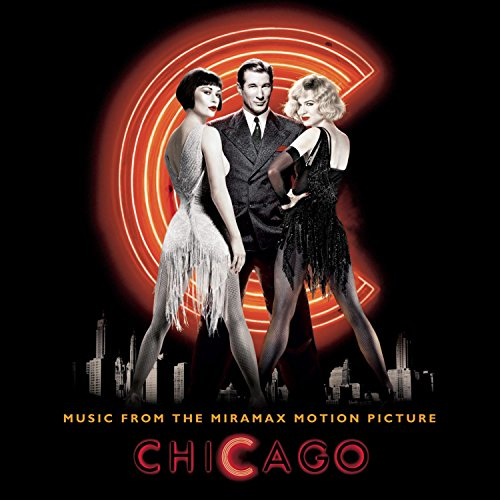 Original album cover of Chicago: Music From the Miramax Motion Picture by Various Artists