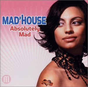 CD-Cover: Mad House - Absoletley Mad