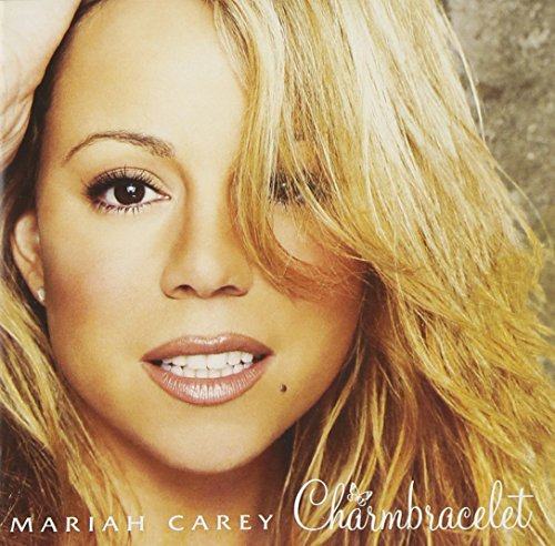 Original album cover of Charmbracelet by Mariah Carey