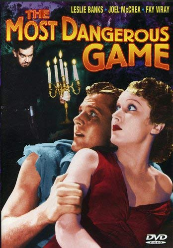 Buy Most DAngerous Game DVDs