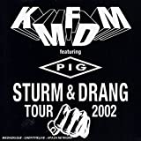 album art to Sturm & Drang Tour 2002