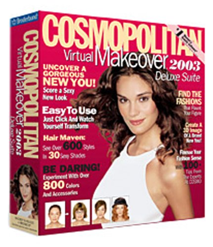 Editorial Review: Create stellar looks using Cosmopolitan Virtual Makeover