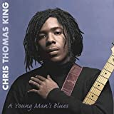 Pochette de l'album pour A Young Man's Blues