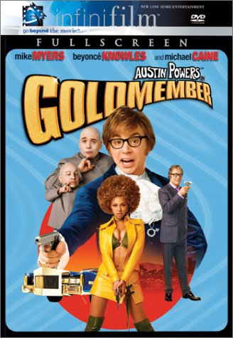 Austin Powers in Goldmember / Остин Пауэрс (2002)