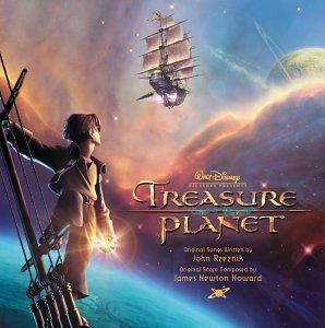 Soundtracks - Treasure Planet