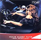 Skivomslag för move super tune-BEST SELECTIONS-