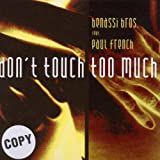 Pochette de l'album pour Don't Touch Too Much