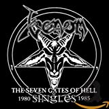 Copertina di album per The Seven Gates of Hell: The Singles