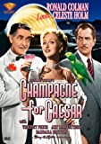 Champagne for Caesar - movie DVD cover picture