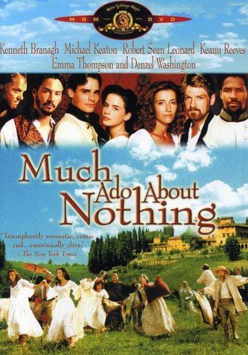 Much Ado About Nothing - Branagh dvd version