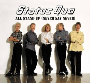 All Stand Up/Never Say Never