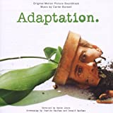 Album cover for Adaptation
